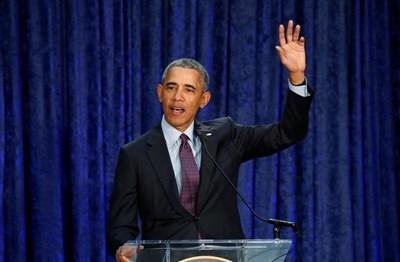 Барак Обама Снимка: Ройтерс