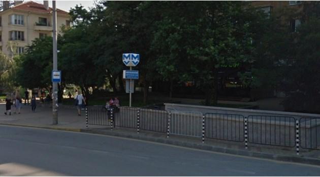 """Затвориха метростанция """"Европейски съюз"""" заради забравена раница"""