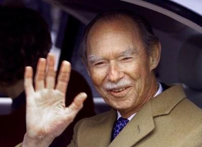 Великият херцог на Люксембург Жан през 1999 г. СНИМКИ: Ройтерс