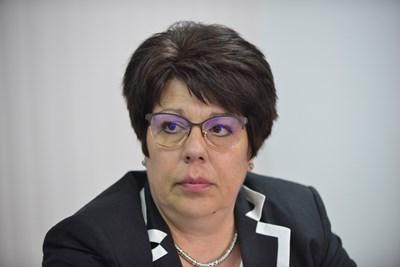 Виолета Коритарова СНИМКА: Йордан Симеонов
