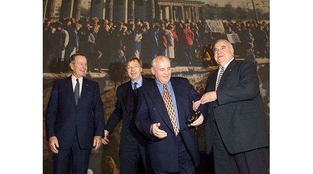 Горбачов проваля бизнеса ни с концерни от Япония и Германия