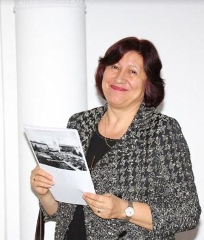 Заместник-председателят СОС от БСП Милка Христова СНИМКА: БСП-София