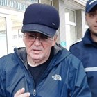 Лютви Местан при освобождаването му от ареста