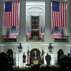 Битката за Белия дом е ожесточена.  СНИМКА: РОЙТЕРС