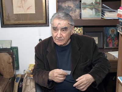 Акад. Светлин Русев беше един от най-големите колекционери у нас. Какво е бъдещето на неговото наследство?
