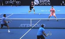 България приключи на Sofia Open, Лазаров и Донски отпаднаха на двойки