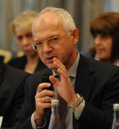Васил Велев, председател на УС на Асоциацията на индустриалния капитал в България