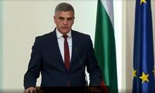 Служебният премиер Янев: Ще възстановим диалога с бизнеса (Обновена)