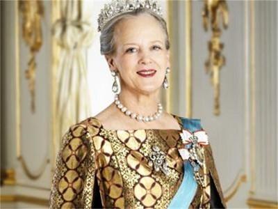 Резултат с изображение за Маргрете II става кралица на Дания.