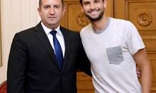 Днес разговарях с най-добрия български тенисист