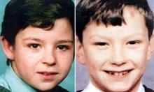 """История за """"Оскар"""": Как 10-годишните Робърт и Джон отвличат и убиват жестоко бебето Джеймс"""