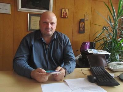 """Д-р Стефан Филев - изпълнителен директор на МОБАЛ""""Д-р Стефан Черкезов"""""""