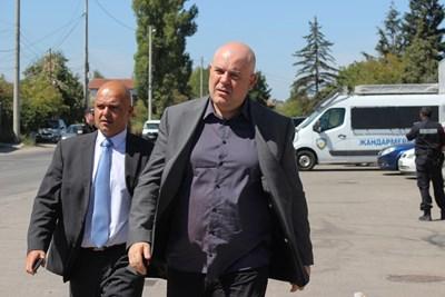 Зам. главният прокурор Иван Гешев и главният секретар на МВР Ивайло Иванов лично ръководеха акцията срещу  телефонните измамници.