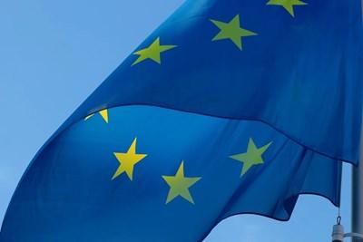 Флагът на ЕС Снимка: Пиксабей