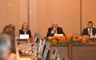 Главният прокурор на Република България Иван Гешев открива Втората работна среща на главните прокурори на Балканските държави;