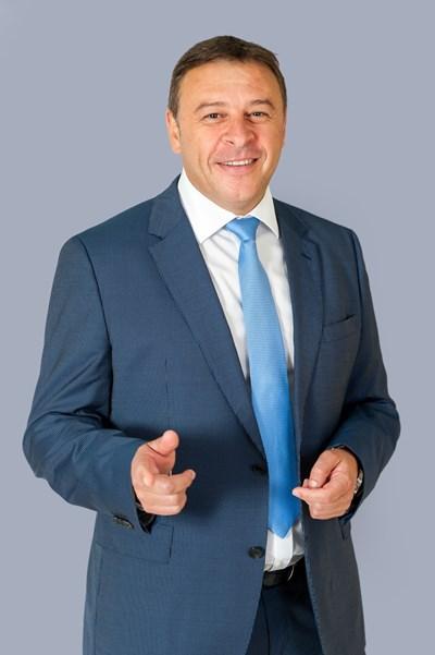 Кметът на Благоевград Атанас Камбитов.