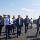 Борисов с кмета на Бургас Димитър Николов и депутати от ГЕРБ.