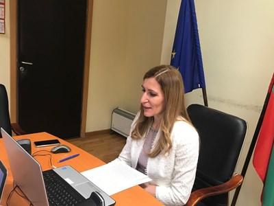 Николина Ангелкова СНИМКИ: Министерството на туризма