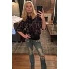 Джесика Симпсън сложи дънки отпреди 14-години на 40-ия си рожден ден (Снимка)