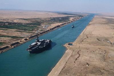 Египет ще строи нов Суецки канал - 24chasa.bg