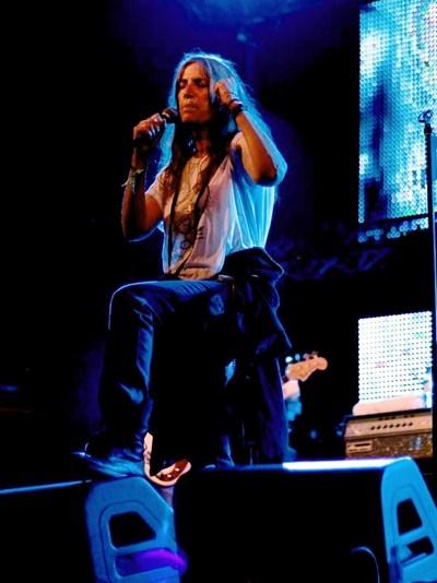 Смит на концерт през 2007 г. Снимка: Уикипедия/ Michael Morel