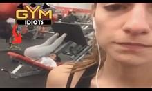 Ненормалници във фитнеса