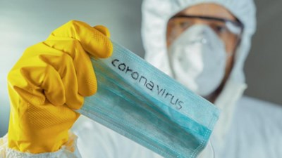 Маска срещу коронавирус