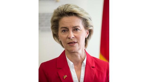 Номинираната за председател на ЕК: Да се въведе минимална заплата за всички работещи в ЕС