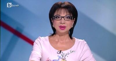Цветанка Ризова. Кадър Би Ти Ви