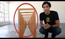 Мебели създаващи оптически илюзии