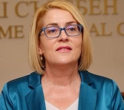 Даниела Машева. Снимка Архив