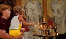 Скандалите с иконите на Светлин Русев в храма на Рупите разболели Ванга