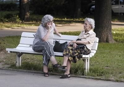 """От есента на 2021 г. около 20 хил. жени ще са първите с частни пенсии. СНИМКИ: """"24 ЧАСА"""""""