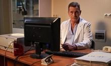 Юлиан Вергов пак с роля на лекар, този път в игрален филм