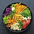 Вегетарианското меню пази от сърдечни болести и рак.  СНИМКА: ПИКСАБЕЙ