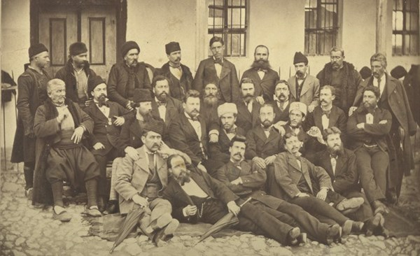 Делегати на Учредителното събрание във Велико Търново