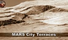 На Марс е имало цивилизация, показват го правите ъгли, каквито няма в природата
