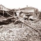 Военният клуб в Пловдив е срутен при Чирпанското земетресение от 1928 г.