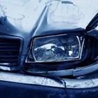 Катастрофа на пътя Варна - София в района на Голец, движението е в една лента
