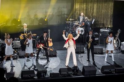 Силви Вартан ще пее за последен път пред българската публика.