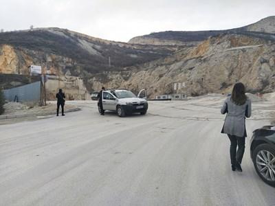 Кариерите в Белащица вече 50 г. тормозят местните жители СНИМКА: Анелия Перчева