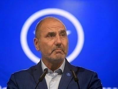 """Лидерът на """"Републиканци за България"""" Цветан Цветанов"""