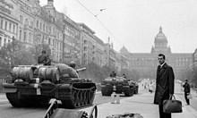 Живков: Ха-ха-ха, не съм си взел списъка кой ни помоли да влезем с танкове