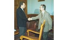 Доган и Иван Костов заедно на избори