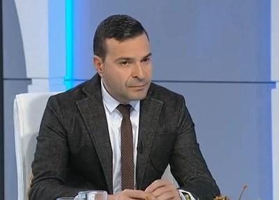 Слави Ангелов Кадър: БНТ