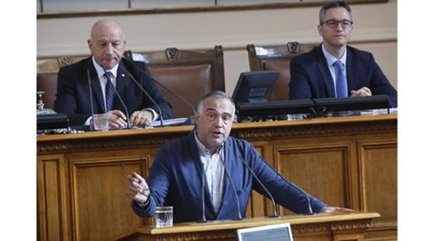 Борисов подслушва президента