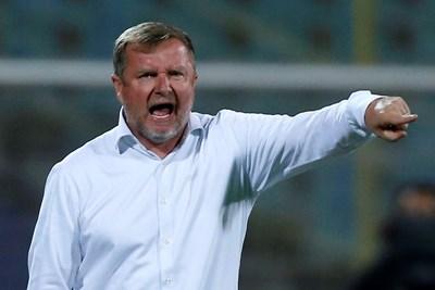 Павел Върба се задържа кратко в Разград.