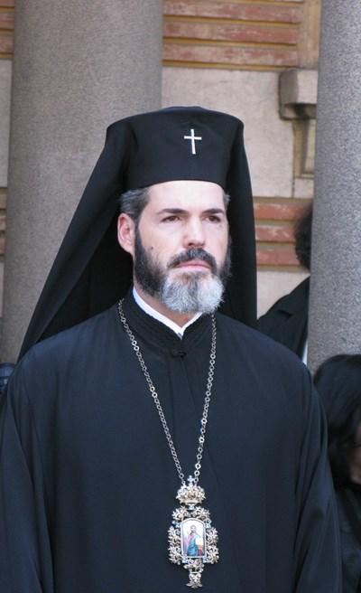 Западно и средноевропейски митрополит Антоний