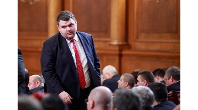 Пеевски: Субсидия 0 лв. При 1 лв. партиите ще станат на олигархията