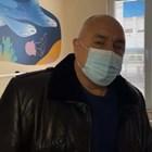 """Борисов на инспекция в детското отделение в """"Пирогов"""""""